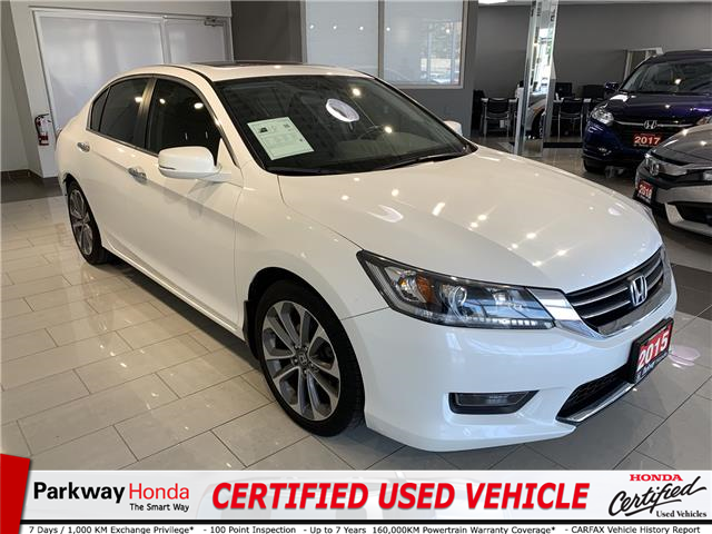 2015 Honda Accord Sport (Stk: 16283A) in North York - Image 1 of 23