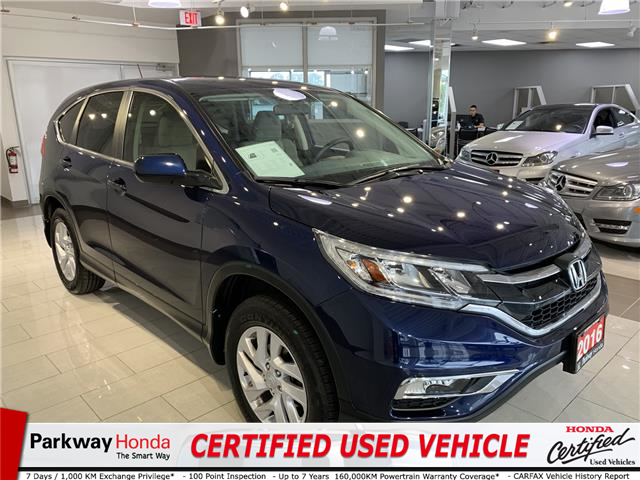 2016 Honda CR-V SE (Stk: 16385A) in North York - Image 1 of 24