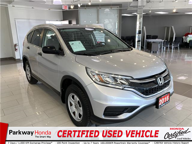2016 Honda CR-V LX (Stk: 16743A) in North York - Image 1 of 20