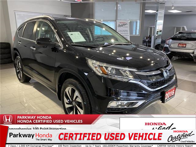 2016 Honda CR-V Touring (Stk: 16680A) in North York - Image 1 of 17