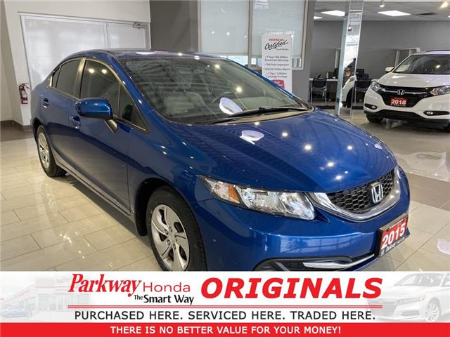 2015 Honda Civic LX (Stk: 16709A) in North York - Image 1 of 18