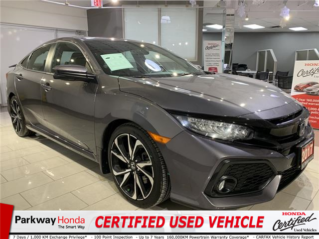 2017 Honda Civic Si (Stk: 17048A) in North York - Image 1 of 28