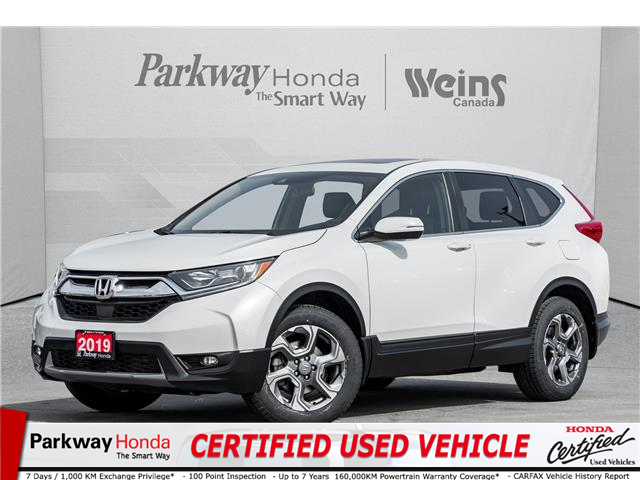 2019 Honda CR-V EX-L (Stk: 17189A) in North York - Image 1 of 26