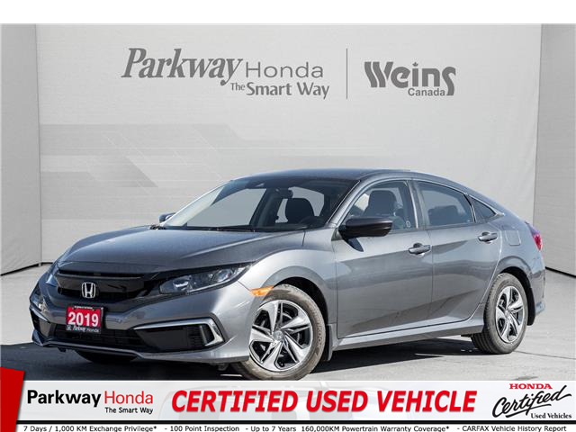 2019 Honda Civic LX (Stk: 17079C) in North York - Image 1 of 20