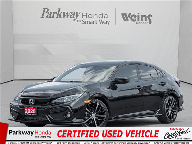 2020 Honda Civic Sport Touring (Stk: 17248A) in North York - Image 1 of 24