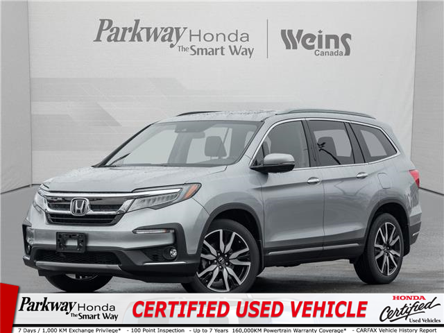2019 Honda Pilot Touring (Stk: 17295A) in North York - Image 1 of 7