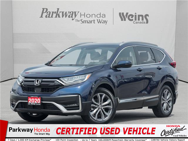 2020 Honda CR-V Touring (Stk: F1309A) in North York - Image 1 of 25