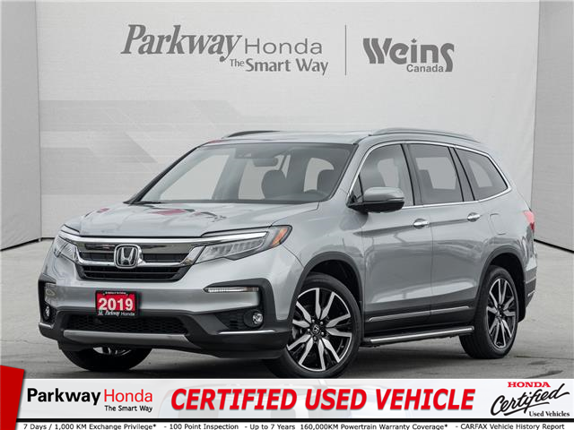 2019 Honda Pilot Touring (Stk: 2310137A) in North York - Image 1 of 29