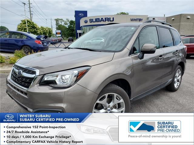 2018 Subaru Forester 2.5i Limited (Stk: U3656) in Whitby - Image 1 of 29