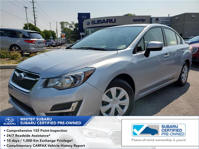 2015 Subaru Impreza 2.0i (Stk: 19S778A) in Whitby - Image 1 of 24