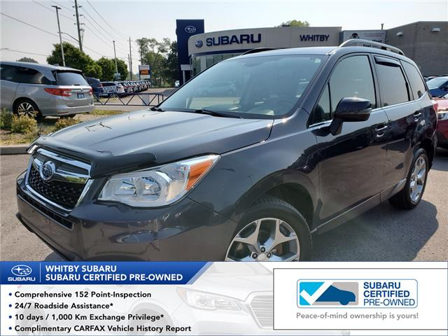 2016 Subaru Forester 2.5i Limited Package (Stk: 19S506A) in Whitby - Image 1 of 28