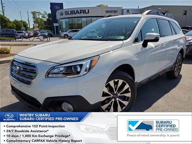 2017 Subaru Outback 3.6R Limited (Stk: U3684LD) in Whitby - Image 1 of 28