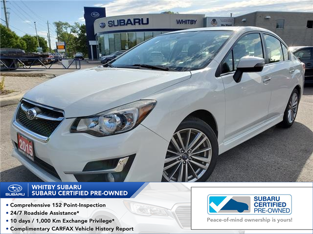 2015 Subaru Impreza 2.0i Limited Package (Stk: 19S607A) in Whitby - Image 1 of 27