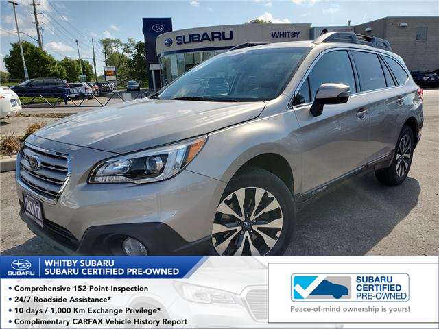2017 Subaru Outback 3.6R Limited (Stk: U3692LD) in Whitby - Image 1 of 25
