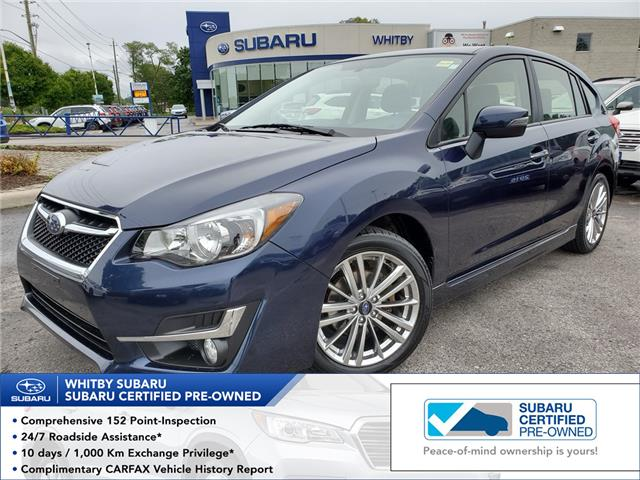 2016 Subaru Impreza 2.0i Limited Package (Stk: 19S1210A) in Whitby - Image 1 of 27