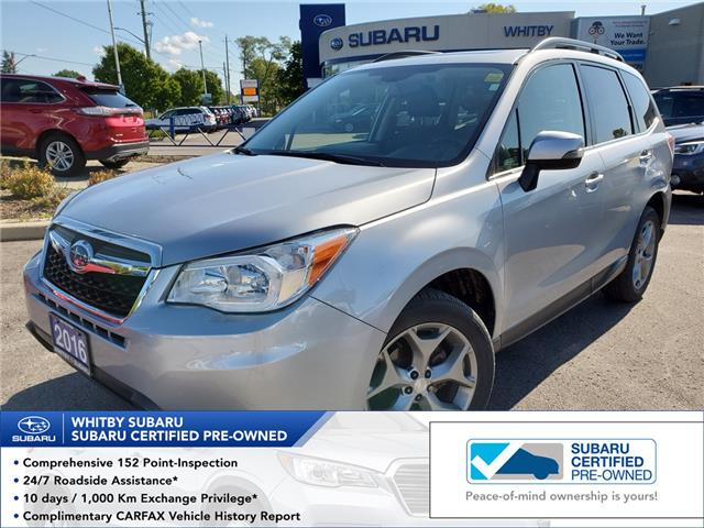 2016 Subaru Forester 2.5i Limited Package (Stk: 19S1236A) in Whitby - Image 1 of 25