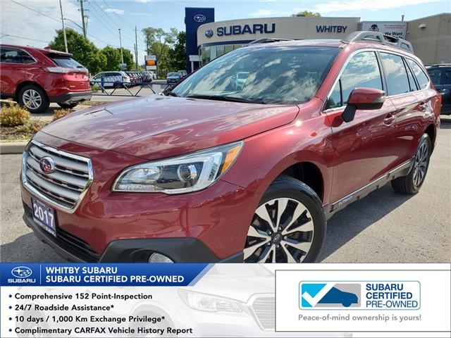 2017 Subaru Outback 3.6R Limited (Stk: 20S03A) in Whitby - Image 1 of 27