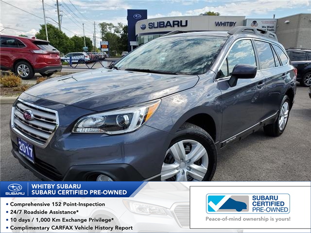 2017 Subaru Outback 2.5i (Stk: 20S05A) in Whitby - Image 1 of 23