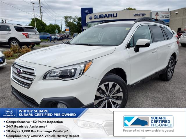 2016 Subaru Outback 3.6R Limited Package (Stk: 19S1286A) in Whitby - Image 1 of 27