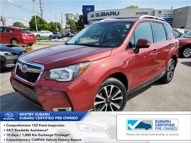 2014 Subaru Forester 2.0XT Limited Package (Stk: U3705LDA) in Whitby - Image 1 of 24