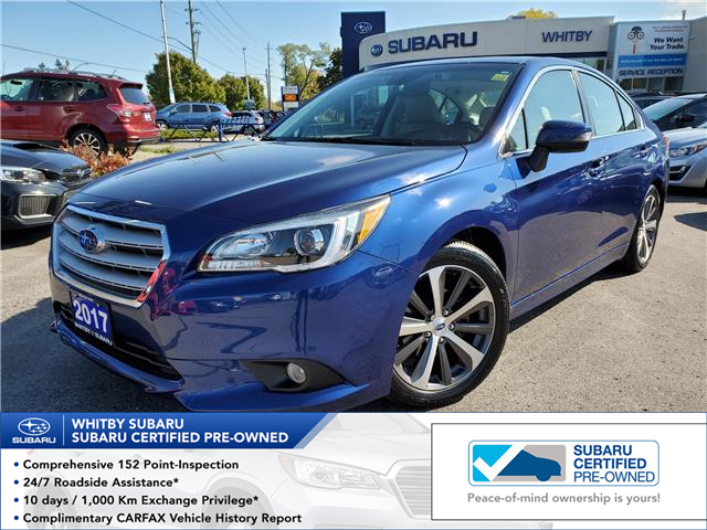 2017 Subaru Legacy 2.5i Limited (Stk: 19S1327A) in Whitby - Image 1 of 27