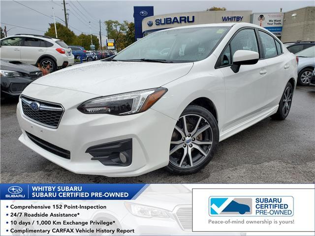 2017 Subaru Impreza Sport (Stk: 19S1071A) in Whitby - Image 1 of 24