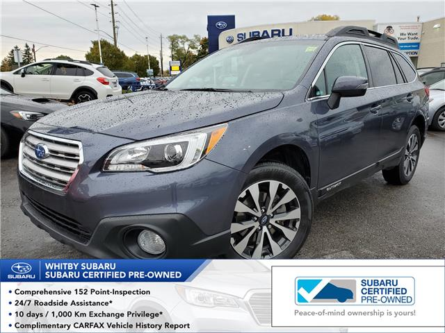 2017 Subaru Outback 3.6R Limited (Stk: 19S1162A) in Whitby - Image 1 of 27