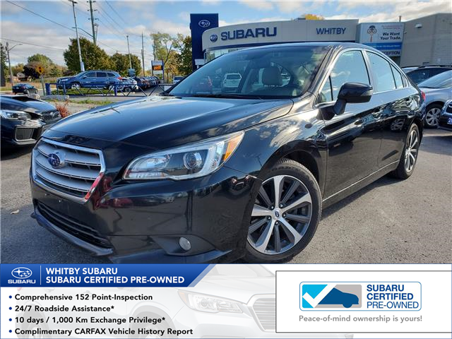 2015 Subaru Legacy 3.6R Limited Package (Stk: 20S26AA) in Whitby - Image 1 of 25