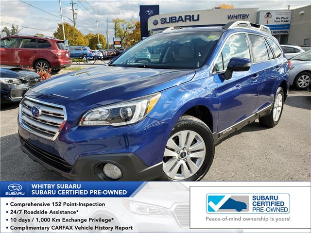 2017 Subaru Outback 2.5i Touring (Stk: 19S749A) in Whitby - Image 1 of 25
