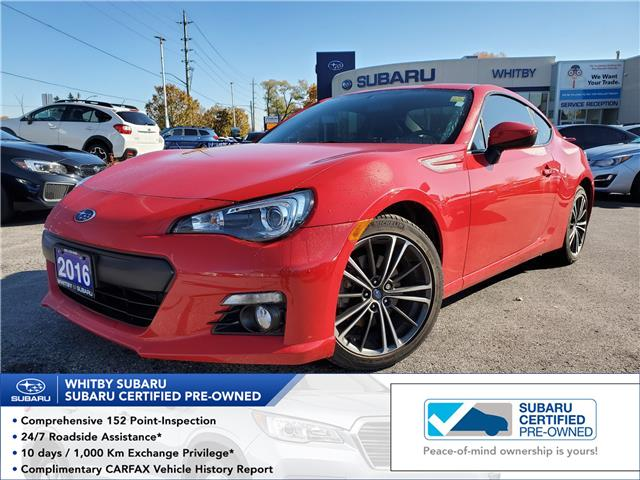 2016 Subaru BRZ Sport-tech (Stk: 9S1133AA) in Whitby - Image 1 of 21