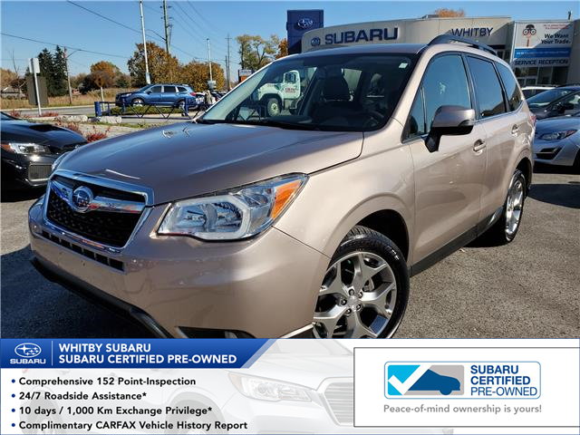 2015 Subaru Forester 2.5i Limited Package (Stk: 19S1273A) in Whitby - Image 1 of 26