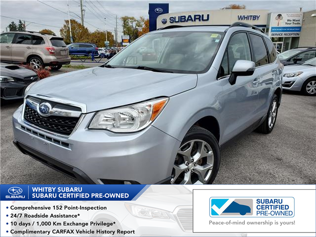2016 Subaru Forester 2.5i Limited Package (Stk: 20S64A) in Whitby - Image 1 of 28