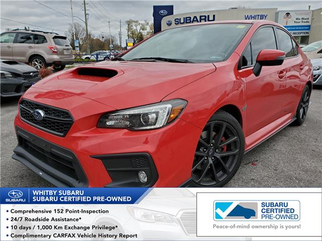 2018 Subaru WRX Sport-tech (Stk: 20S23A) in Whitby - Image 1 of 27