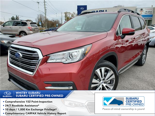 2019 Subaru Ascent Limited (Stk: 20S113A) in Whitby - Image 1 of 30