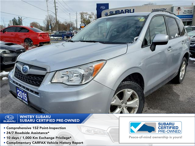 2015 Subaru Forester 2.5i (Stk: 20S105A) in Whitby - Image 1 of 16