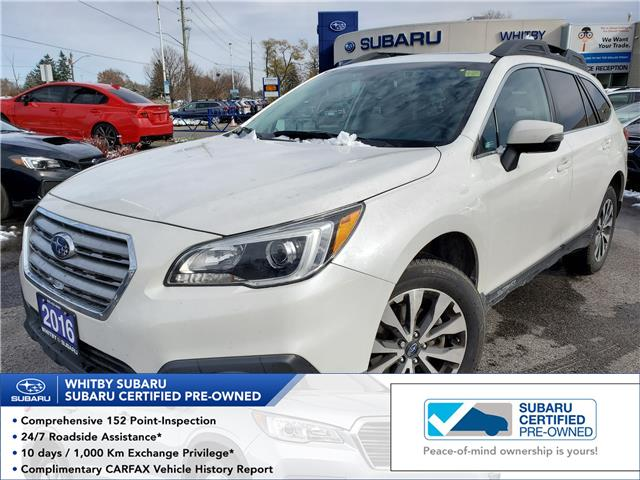 2016 Subaru Outback 3.6R Limited Package (Stk: 19S917A) in Whitby - Image 1 of 8