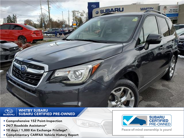 2017 Subaru Forester 2.5i Limited (Stk: 20S55A) in Whitby - Image 1 of 27