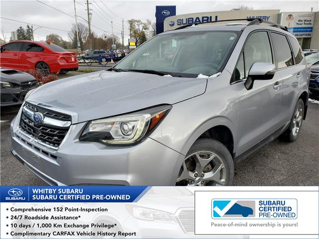 2017 Subaru Forester 2.5i Limited (Stk: U3753LD) in Whitby - Image 1 of 8