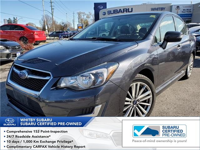 2015 Subaru Impreza 2.0i Limited Package (Stk: 19S1364A) in Whitby - Image 1 of 26