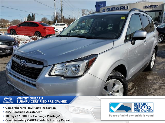 2017 Subaru Forester 2.5i Convenience (Stk: 20S101A) in Whitby - Image 1 of 26