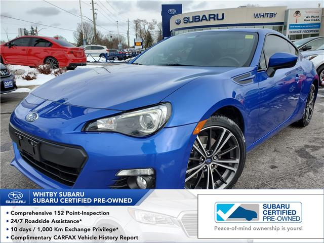 2016 Subaru BRZ Sport-tech (Stk: 20S31A) in Whitby - Image 1 of 22