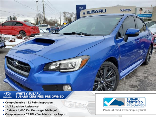 2017 Subaru WRX Sport (Stk: 20S97A) in Whitby - Image 1 of 26