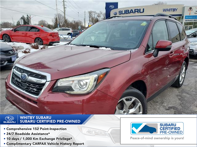 2017 Subaru Forester 2.5i Limited (Stk: 20S102A) in Whitby - Image 1 of 29