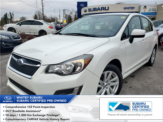 2015 Subaru Impreza 2.0i Touring Package (Stk: 19S1298A) in Whitby - Image 1 of 25