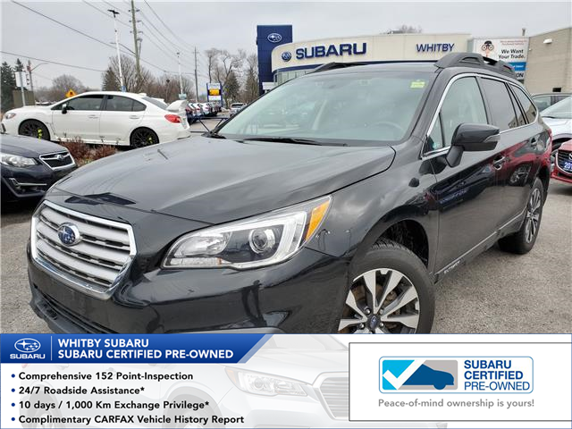2017 Subaru Outback 3.6R Limited (Stk: 20S39A) in Whitby - Image 1 of 23