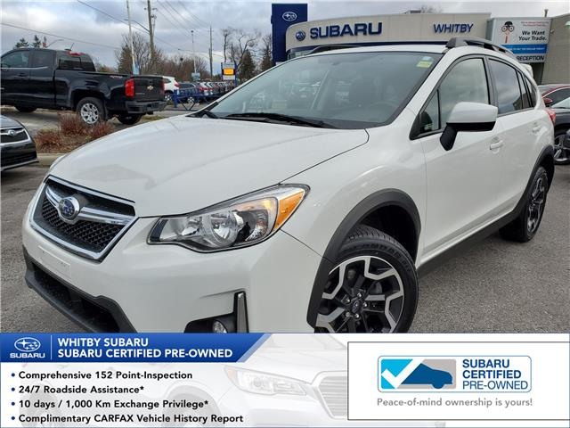 2017 Subaru Crosstrek Sport (Stk: 19S1256A) in Whitby - Image 1 of 26