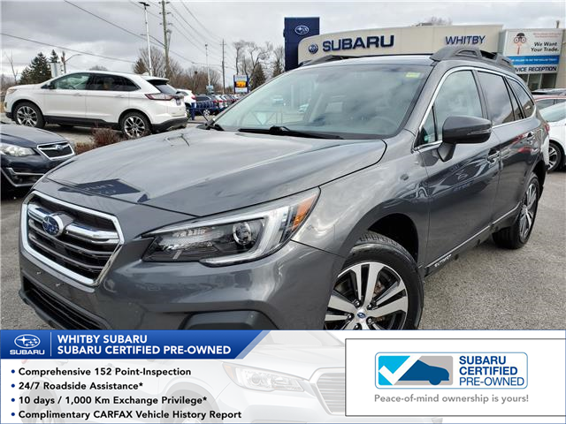 2018 Subaru Outback 3.6R Limited (Stk: 20S188A) in Whitby - Image 1 of 27