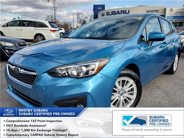 2017 Subaru Impreza Touring (Stk: 20S219A) in Whitby - Image 1 of 25