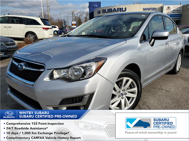 2015 Subaru Impreza 2.0i Touring Package (Stk: 20S251A) in Whitby - Image 1 of 25