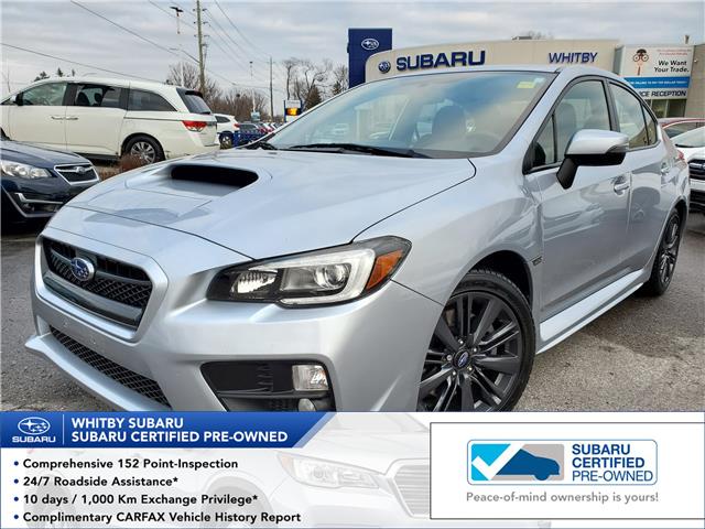 2017 Subaru WRX Sport (Stk: 20S190A) in Whitby - Image 1 of 26